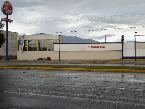 Mark in Mexico, Pale Horse Galleries for gifts, collectibles, art and crafts,  Oaxaca, Mexico: APPO vows to besiege federales Burger King closed. No Double Whoppers with Cheese 001