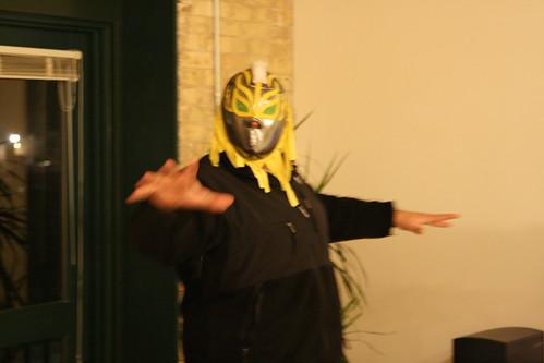 scubby en mask