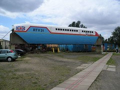 Peterborough - Train Museum - 2