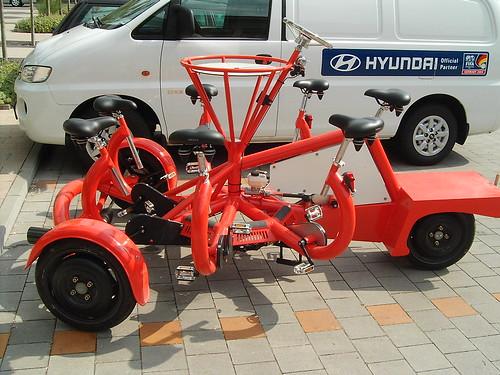 bicicletas raras