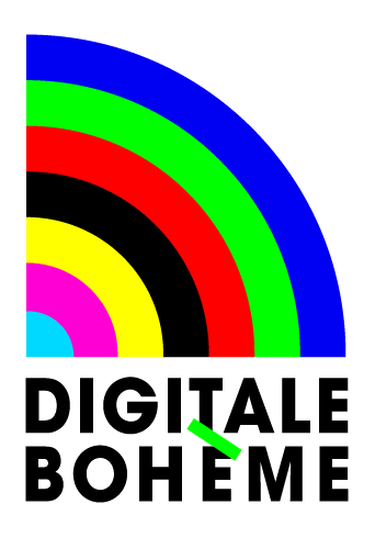 Logo für die Digitale Behème