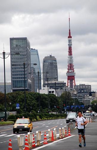 Los jardines del Emperador. Tokyo Tales (9)
