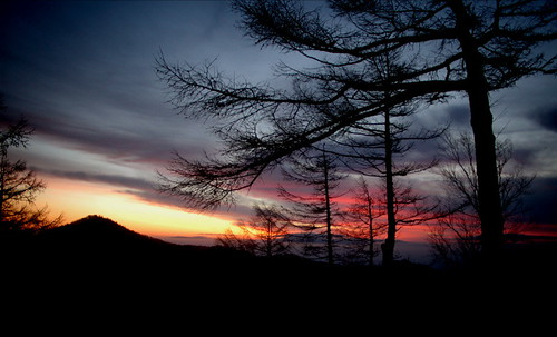 Okutama Sunrise