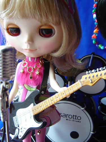 *Fender Stratocaster*