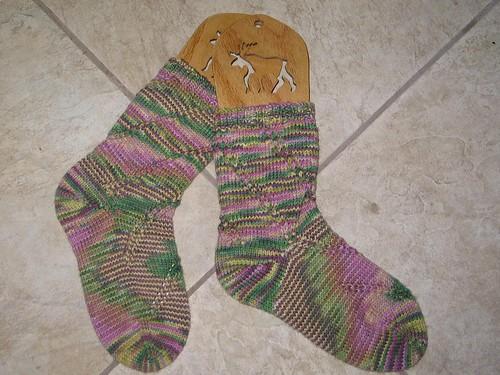 Anastasia Socks