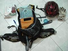 equipamentos de corrida de aventura