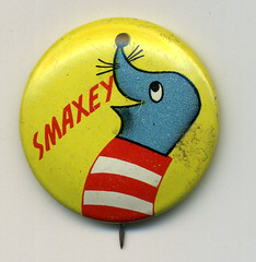 Smaxey Seal button