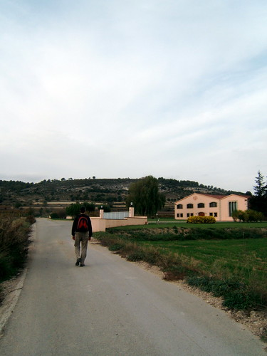 Heading to the Hike, Vilafranca