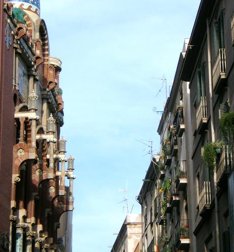 C de Sant Pere Mes Alts, Music Palace