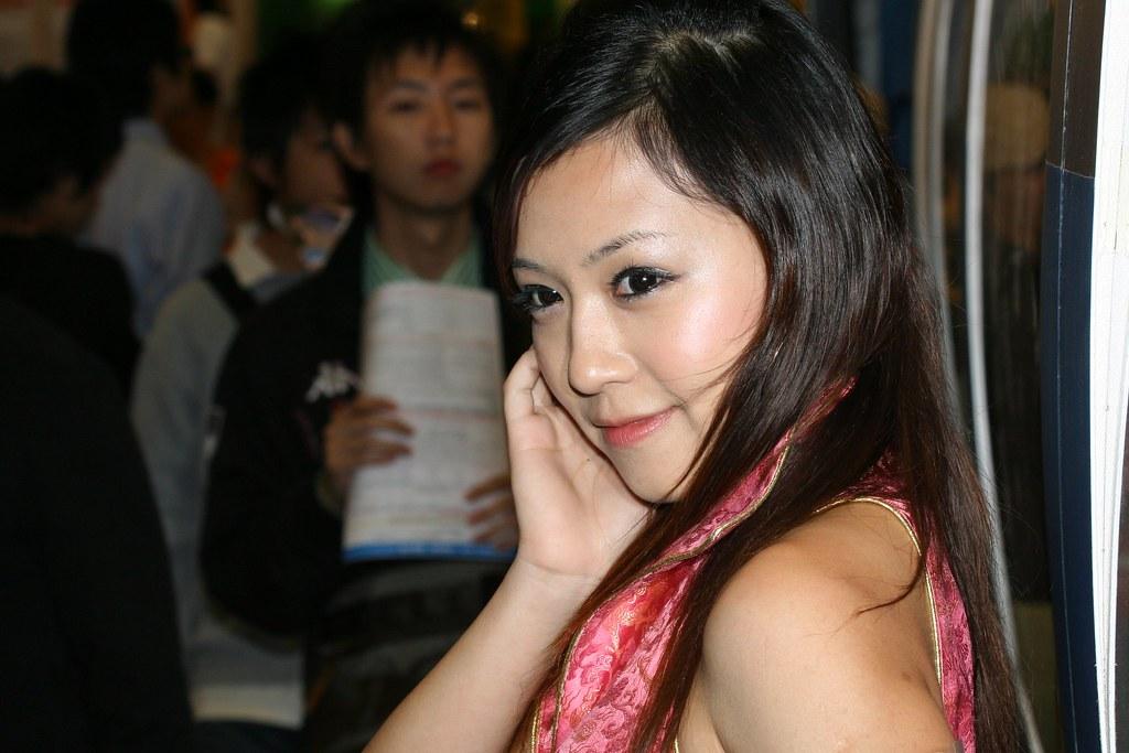 20061202 資訊展 黃易群俠傳