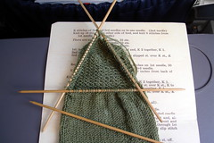 turning the heel