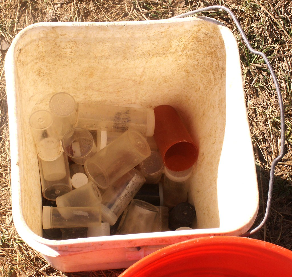 Haile 7G Dig Site: Supplies 3