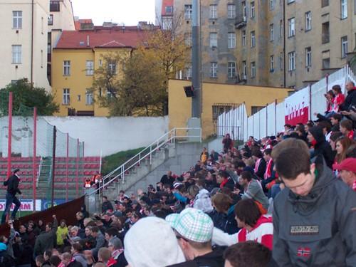 5131372852 e792fddce8 Stadions en wedstrijd Praag