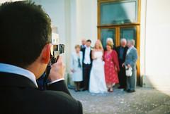wedding film photo by lomokev