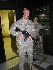 CCTT - Infantry Simulator
