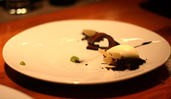 Soft chocolate, avocado, licorice, lime