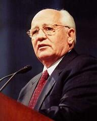 Mikhail Gorbachev, penguasa terakhir menjelang runtuhnya Uni Sovyet