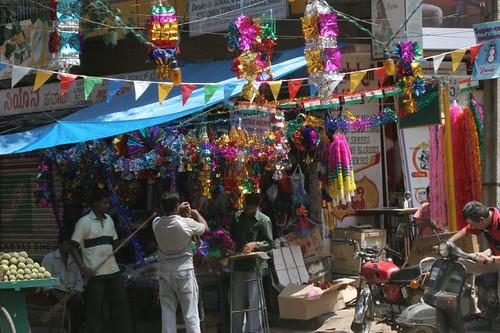 IMG_0003 Colourful Navaratri decorations