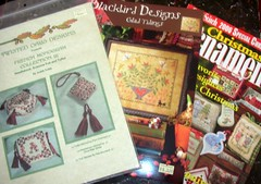 New stash from Lasting Impressions 9/28/06