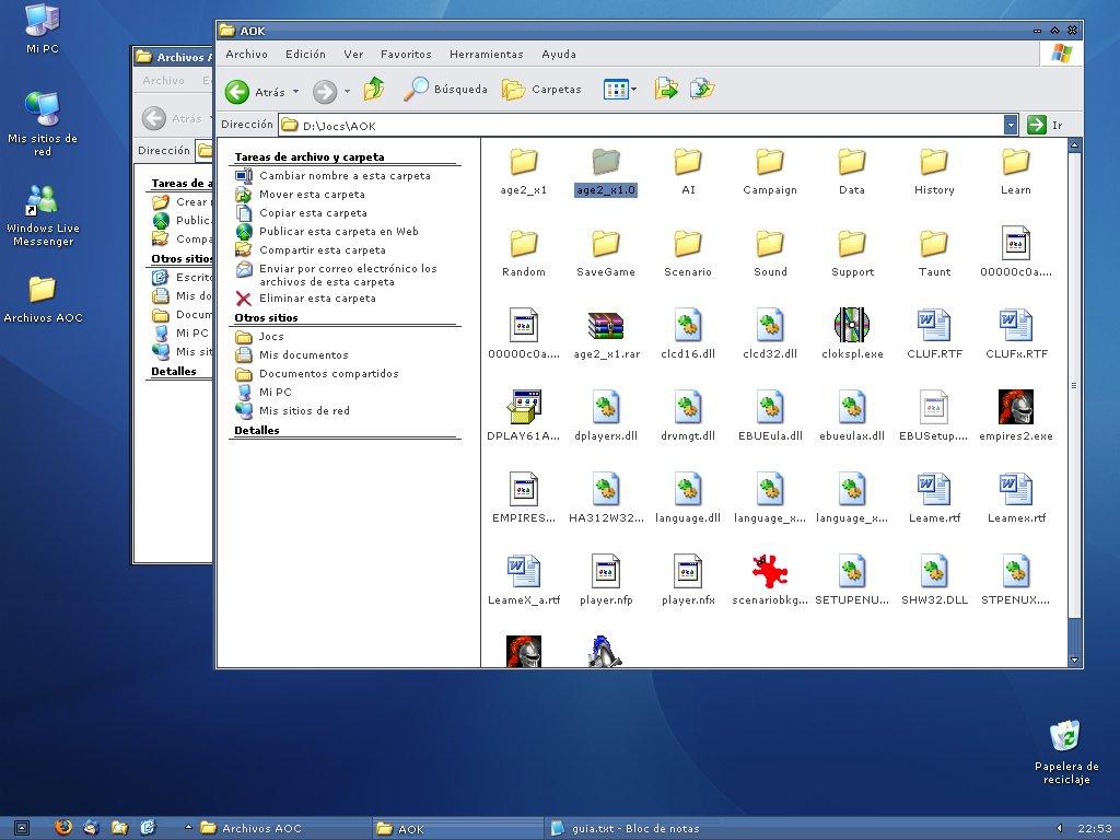 Manual para instalar las 3 versiones del AoC 256695795_1306b06858_o