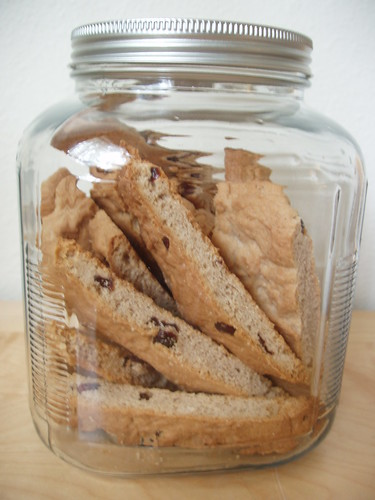 Anise Biscotti Without Nuts From Cake Mix