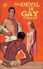 Devil is gay
