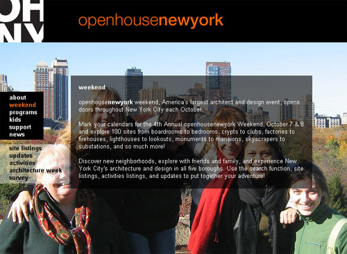 OpenHouseNewYork