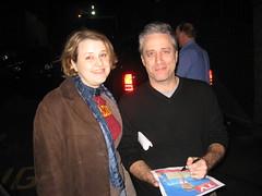 Me & Jon Stewart