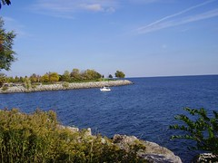 port credit in autumn 012