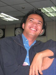 Dan Campilan sa Newsroom | Photo courtesy of Ahd Marco