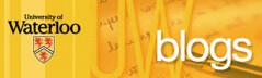 University of Waterloo Blogs: The online journals of current UW students