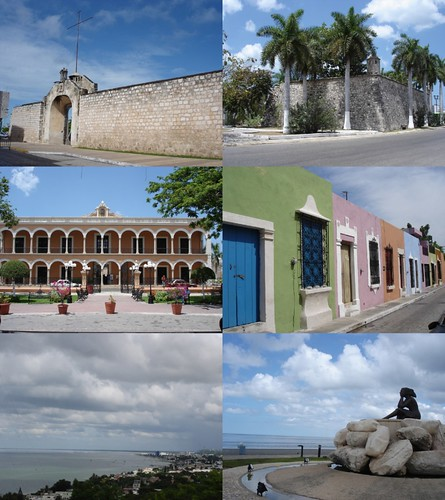 A few snaps from Campeche