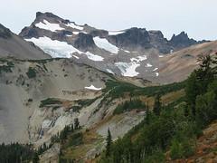 Looking Back to Gilbert Peak
