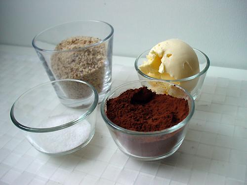 haselnuss-kakao creme