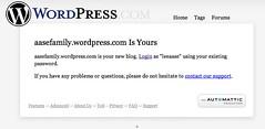 Blog Created