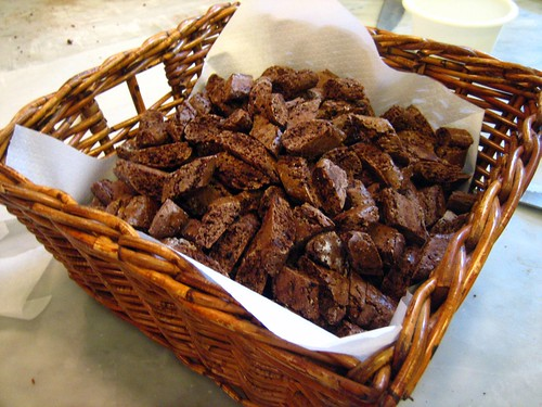 Chocolate & Coffee Cantuccini