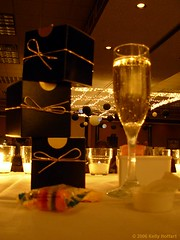Boxes and Champagne