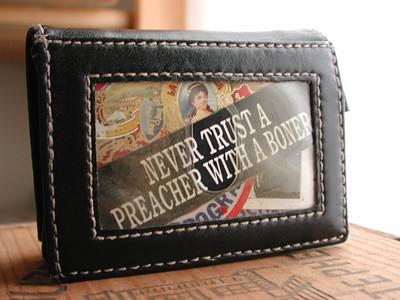 back wallet