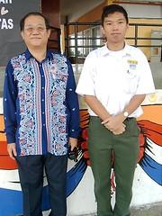 Principal & me