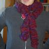 Swirly scarf IV