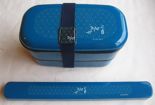 Urara dragonfly box & chopstick case