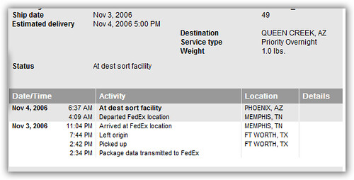fedex: when priority overnight is really 3 day
