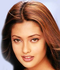 beautiful skin Riya Sen