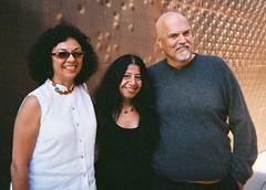 Naomi Quiñonez, LD Cervantes, Alfred Arteaga