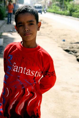 Egyptian Kid