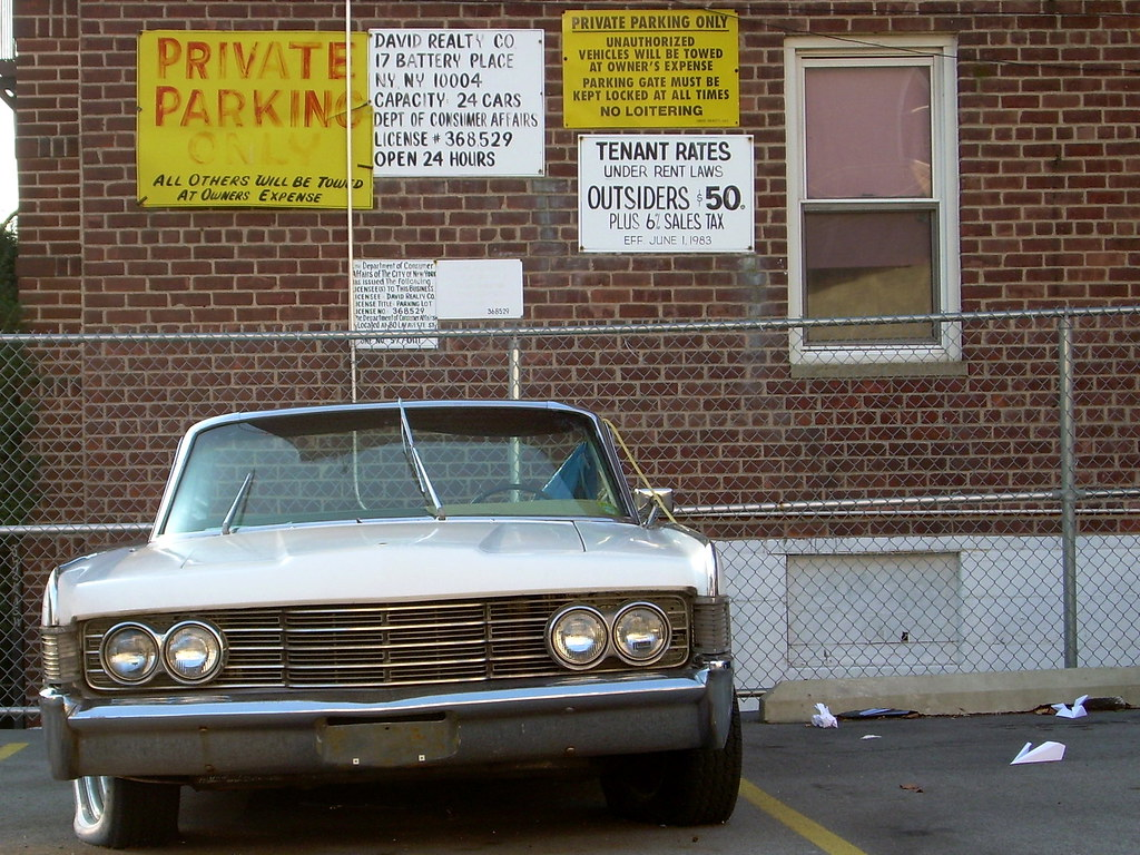 private parking, sheepshead bay
