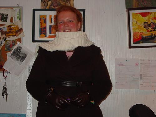 Laura In the Coat