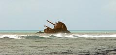 Wreck, Bassas d'India