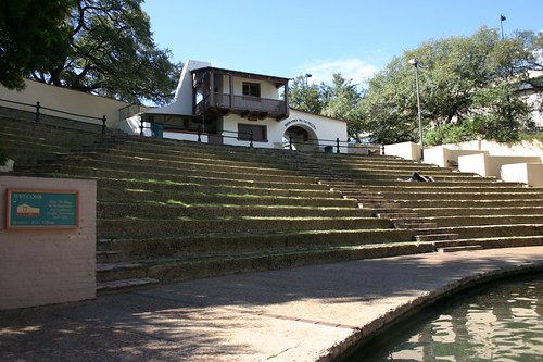 San Antonio - River Walk - Theater