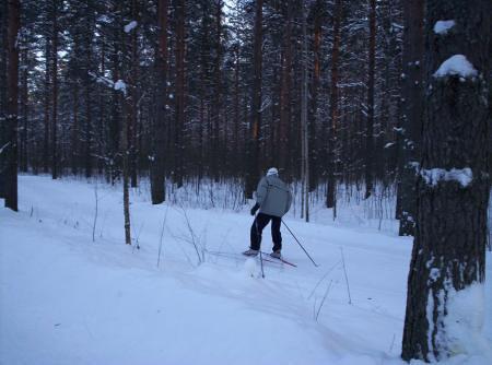 Ski de fondo